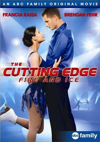 The Cutting Edge - Fire And Ice DVD Movie