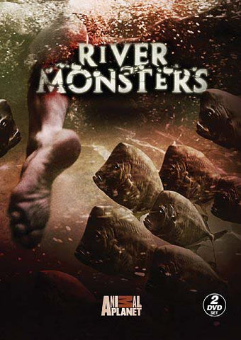 River Monsters DVD Movie