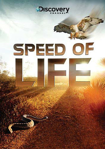 Speed of Life (Discovery Channel) DVD Movie
