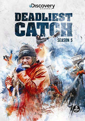 Deadliest Catch - Season Five (5)(Keepcase)