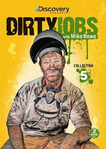Dirty Jobs Collection Five (5) DVD Movie