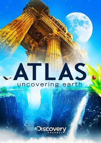 Atlas - Uncovering Earth DVD Movie