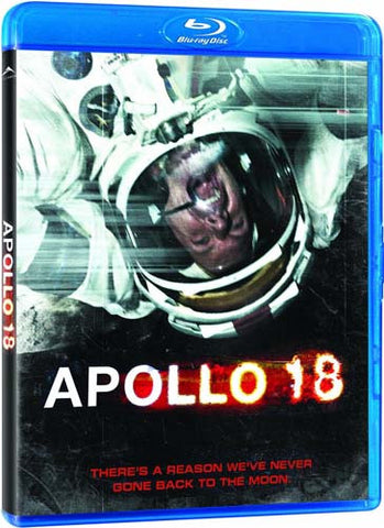 Apollo 18 (Bilingual)(Blu-ray) BLU-RAY Movie