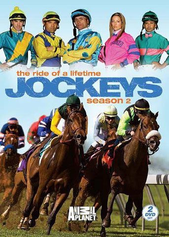 Jockeys - Season 2 DVD Movie