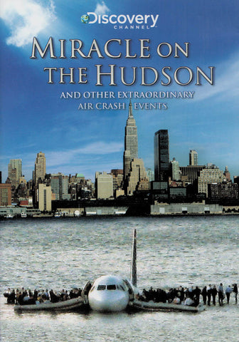 Miracle on the Hudson and Other Extraordinary Air Crash Events DVD Movie