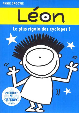 Leon - Le Plus Rigolo Des Cyclopes! DVD Movie