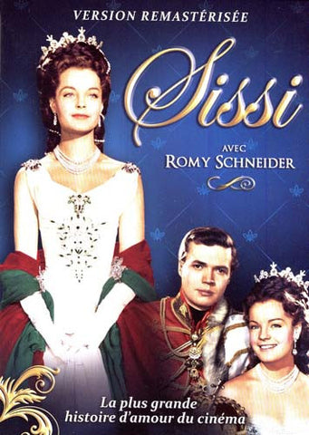 Sissi Avec Romy Schneider (Triple Feature) (Boxset) DVD Movie