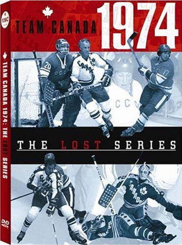 Team Canada 1974 - The Lost Series (Boxset) DVD Movie