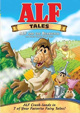 ALF Tales - ALF and the Beanstalk and Other Classic Fairy Tales DVD Movie