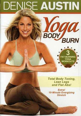 Denise Austin - Yoga Body Burn (LG) DVD Movie