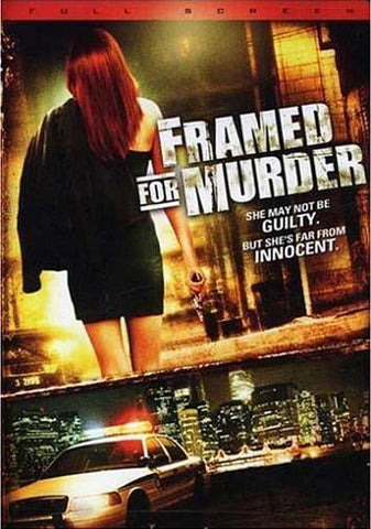 Framed for Murder DVD Movie