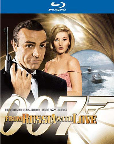 From Russia with Love (Blu-ray) (James Bond) BLU-RAY Movie