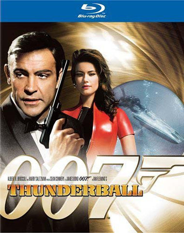 Thunderball (Blu-ray) BLU-RAY Movie