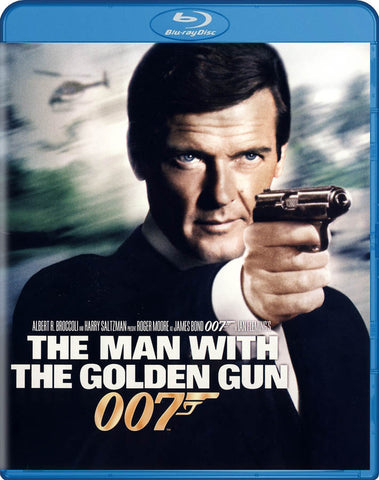 The Man with the Golden Gun (Blu-ray) (James Bond) BLU-RAY Movie