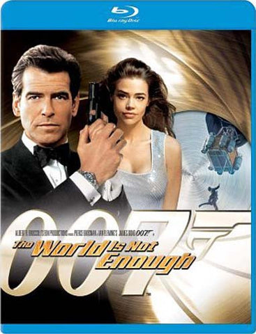 The World is Not Enough (Blu-ray) (James Bond) BLU-RAY Movie