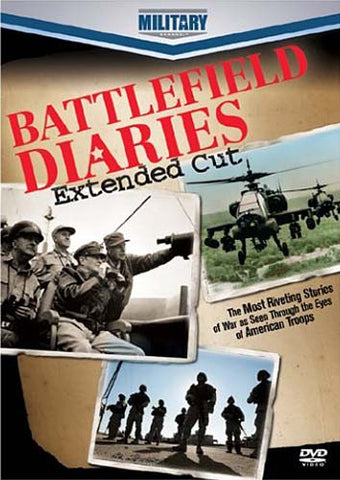Battlefield Diaries (Military Channel) (Extended Cut) (Boxset) DVD Movie