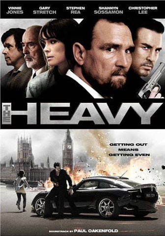The Heavy DVD Movie