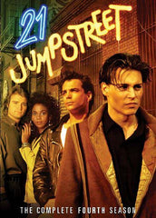 21 Jump Street - The Complete Fourth Season (4th) (Boxset)