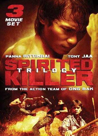 Spirited Killer - Trilogy (Spirited Killer1/2/3) DVD Movie