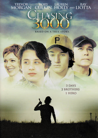 Chasing 3000 DVD Movie