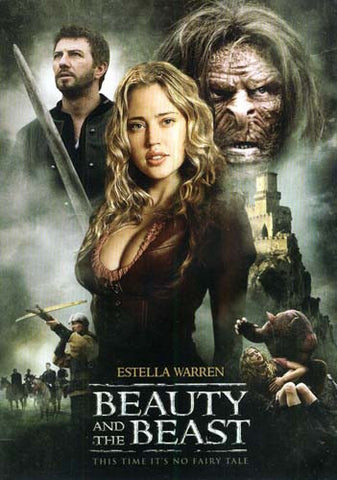 Beauty And The Beast (Estella Warren) DVD Movie