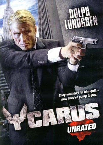Icarus DVD Movie