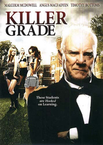 Killer Grade DVD Movie