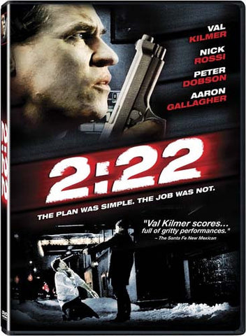 2:22 DVD Movie