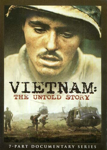 Vietnam - The Untold Story DVD Movie