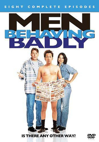 Men Behaving Badly (Eight Complete Episodes) (Boxset) DVD Movie