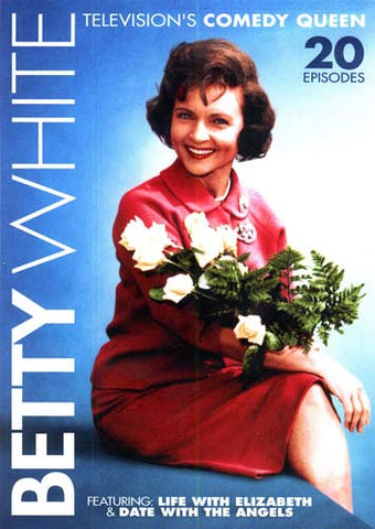 Betty White - Television's Comedy Queen (Life With Elizabeth/Date With The Angels) DVD Movie