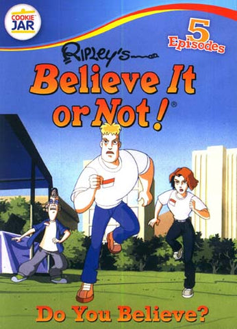 Ripley's Believe It Or Not DVD Movie