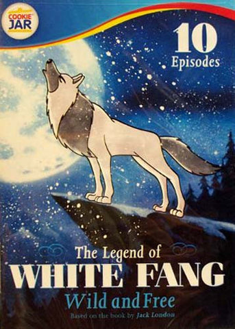 The Legend of White Fang - Wild and Free DVD Movie