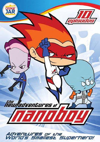 The New Adventures of Nanoboy - Adventures of the World's Smallest Superhero! DVD Movie