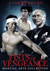 Fists of Vengeance - Martial Arts Collection (Boxset)