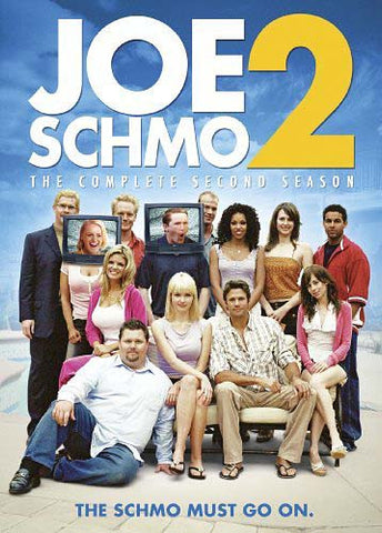 Joe Schmo 2 - The Complete Second Season (Boxset) DVD Movie