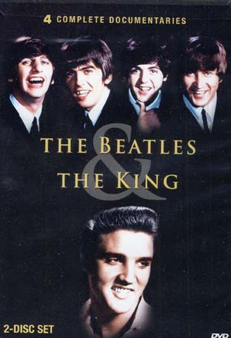 The Beatles and The King DVD Movie