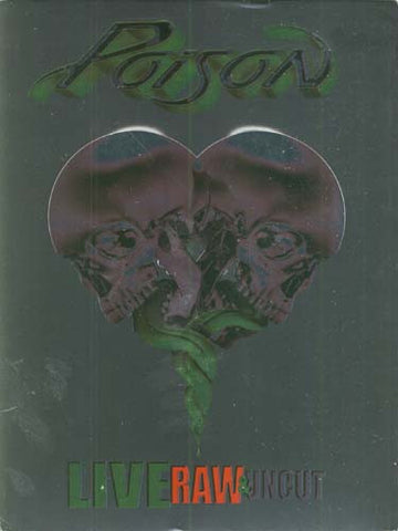 Poison - Live, Raw & Uncut DVD Movie