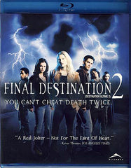 Final Destination 2 (Bilingual) (Blu-ray)