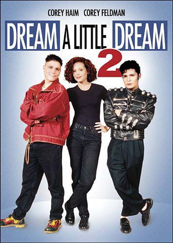 Dream A Little Dream 2 DVD Movie