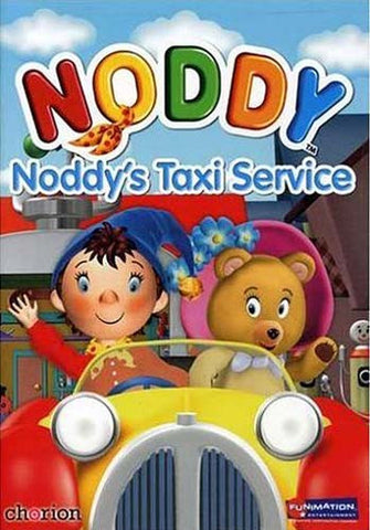 Noddy: Noddy s Taxi Service DVD Movie