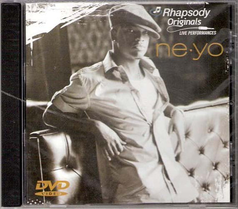 Ne-Yo - Rhapsody Originals DVD Movie