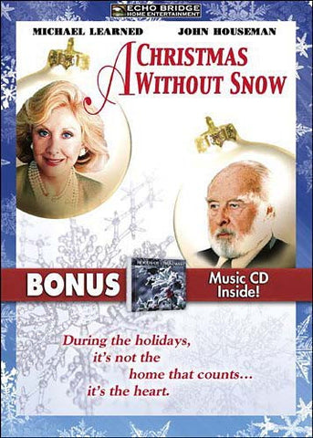 Christmas Without Snow (With Free Moods of Christmas Music CD) (Boxset) DVD Movie