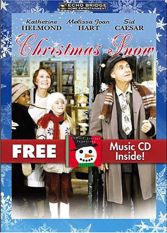 Christmas Snow (With Free Music CD - Family Holiday Favorites) (Boxset) DVD Movie