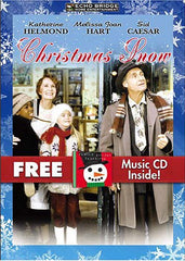 Christmas Snow (With Free Music CD - Family Holiday Favorites) (Boxset)