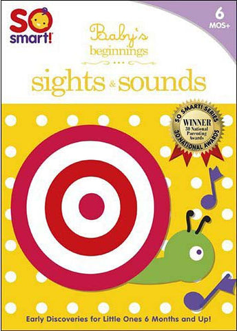 So Smart! Baby's Beginnings - Sights & Sounds DVD Movie