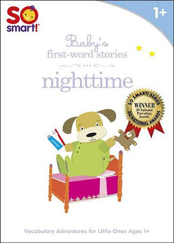 So Smart! Baby's First Word Stories - Nighttime DVD Movie