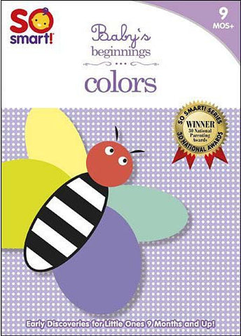 So Smart! Baby's Beginnings - Color DVD Movie