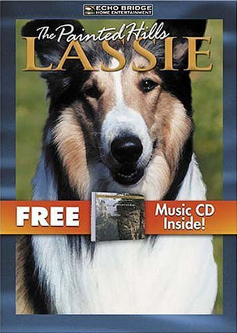 Lassie - The Painted Hills (With Bonus CD Rocky Mountain Rain) (Boxset) DVD Movie
