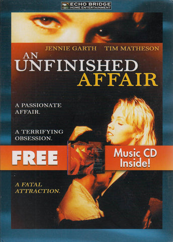 An Unfinished Affair (With Bonus CD: Classical Romance) (Boxset) DVD Movie